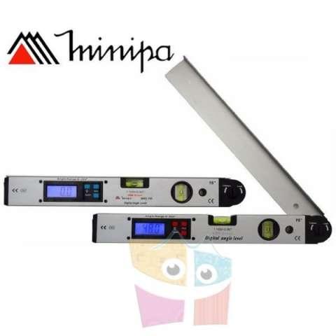 Medidor de ángulos digital Minipa MAD-185 0 a 225º