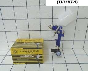 Pistola de pintura a presión baja