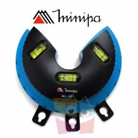 Medidor de ángulos láser Minipa MLL-102