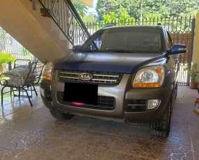 kia sportage. 2005. diesel. automatico. unica dueña.