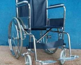 Silla de ruedas estándar en acero galvanizado en Paraguay