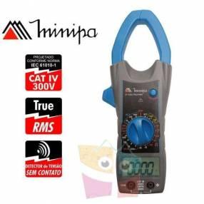 Pinza Amperimetrica - Minipa - ET-3201 - True RMS AC