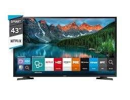 "TV Led Smart Full HD 43"" - Samsung - 0"