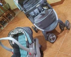Carrito bebés con Baby SIM
