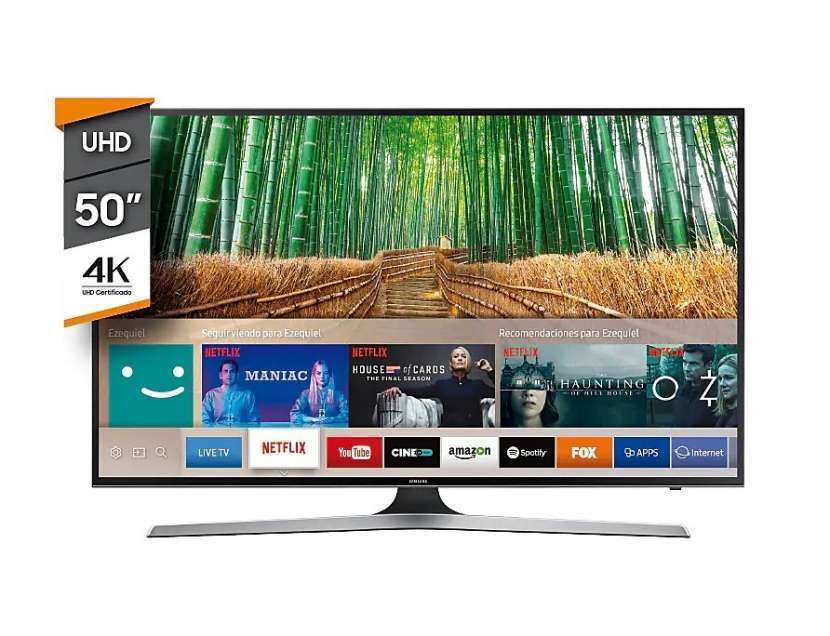 TV Samsung 50 pulgadas smart - 0