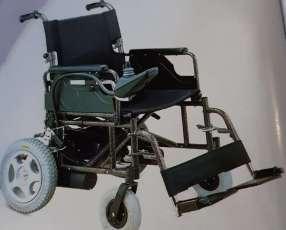 Silla de ruedas motorizada con 5 velocidades en Paraguay