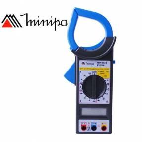 Pinza amperimétrica Minipa ET-3200 VDC 1000V VAC 750