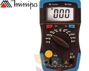 Capacimetro digital - Minipa - MC-154A
