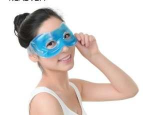 Máscara para rostro con gel