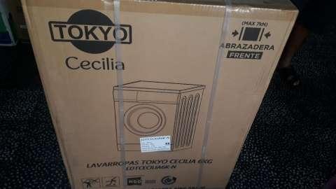 Lavarropa automática Tokyo Cecilia 6kg - 1