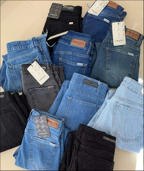 Jeans para mujer talle 36 al 44 - 0
