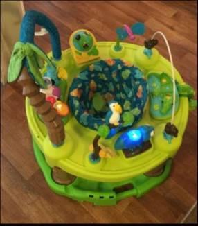 Juguete para tener a tu bebé seguro y entretenido