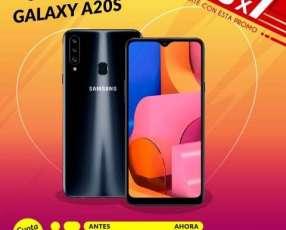 Samsung Galaxy A20s 2x1