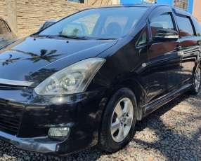 Toyota wish 2007 color negro