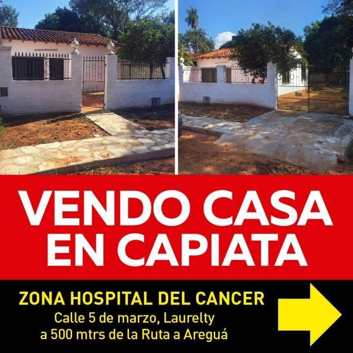 Casa Capiatá zona Hospital del Cáncer - 0