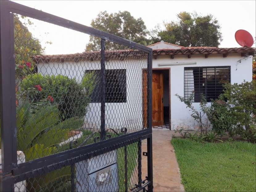 Casa barrio lucerito san lorenzo 3dorm - 1