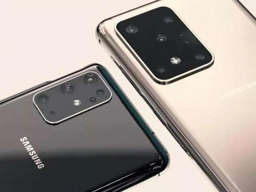 Samsung Galaxy S20 128 GB - 2