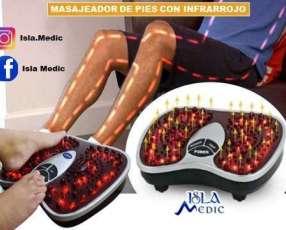 Masajeador de pies infrarrojo