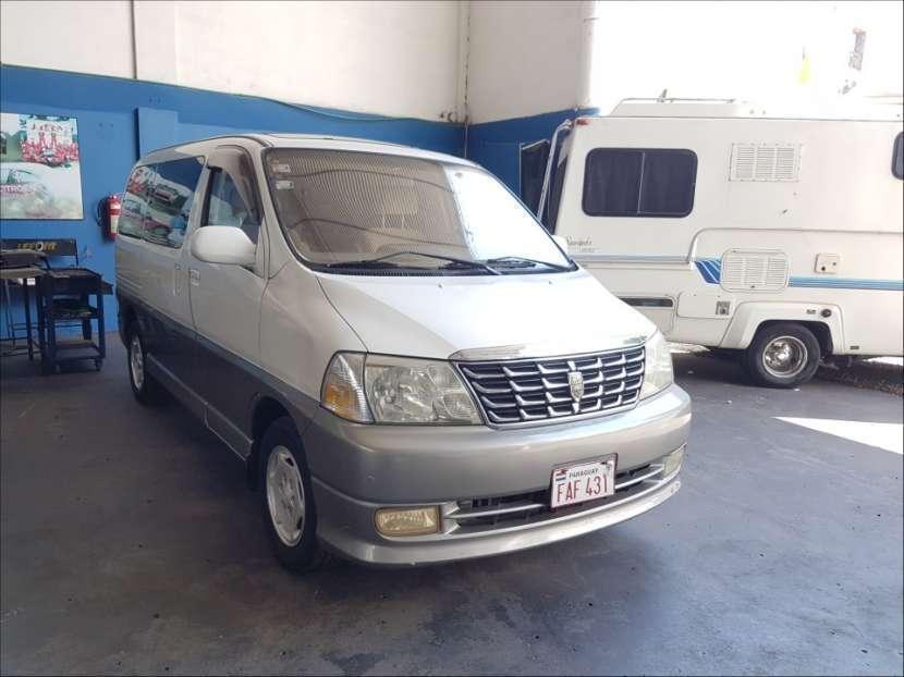 Toyota Grand Hiace 2000 TDI - 4