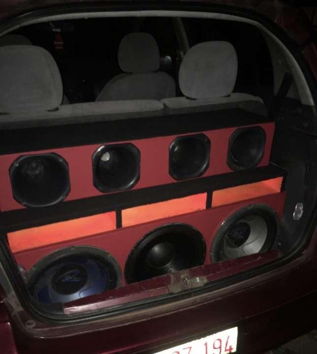 Caja acústica full - 0