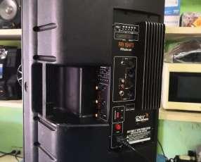 Caja de sonido profesional activo prv115