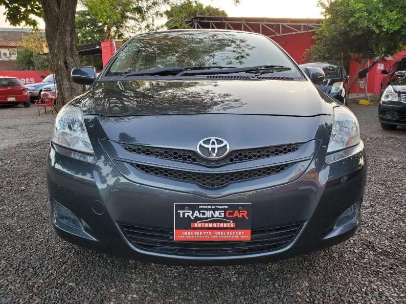 Toyota belta 2007 - 0