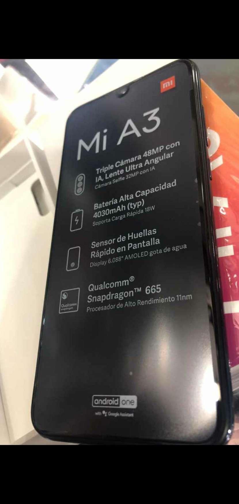 Xiaomi mi A3 128gb nuevo en luchocell2 - 1
