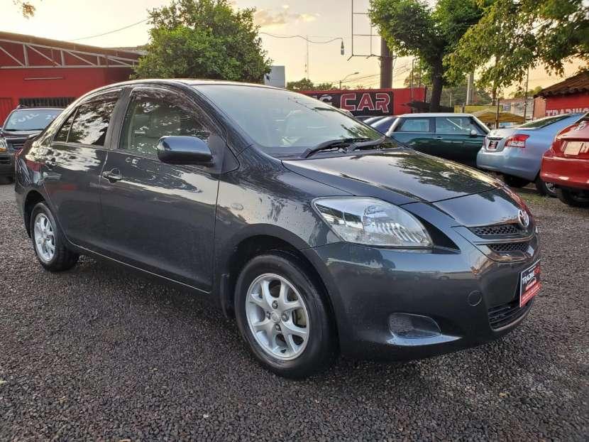 Toyota belta 2007 - 1