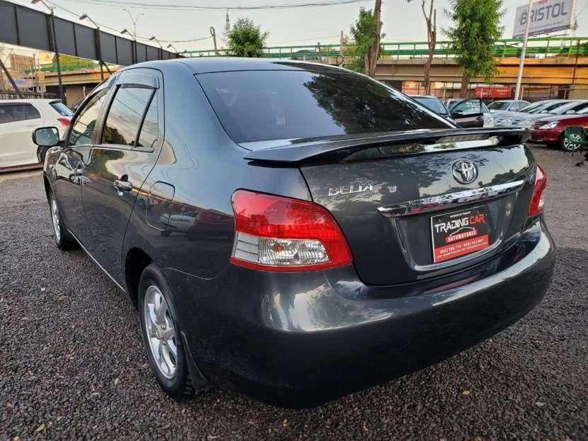 Toyota belta 2007 - 3