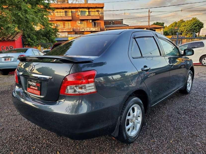 Toyota belta 2007 - 4