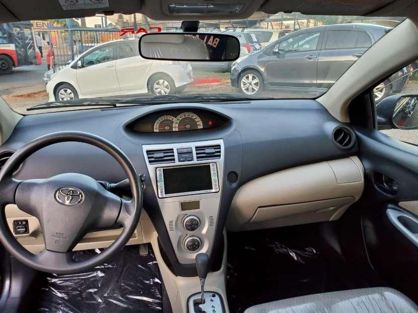 Toyota belta 2007 - 5