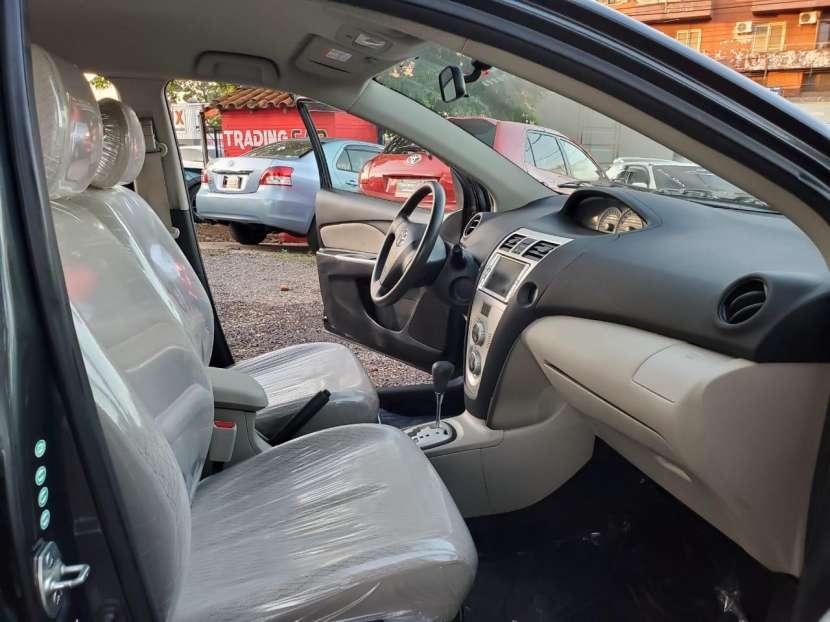 Toyota belta 2007 - 6