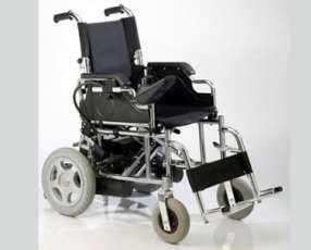 Silla de ruedas hasta 120 kilos