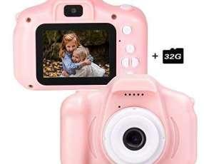 Cámara fotográfica 32 gb