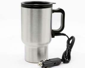 Cafetera mug eléctrica para auto