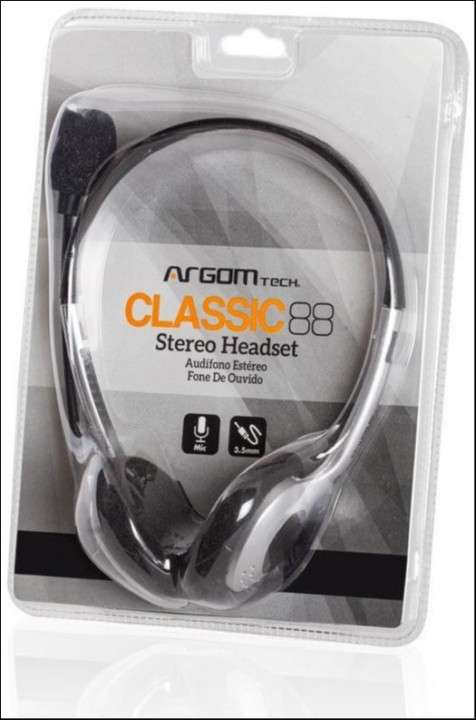 Auricular Argom HS88 - 0