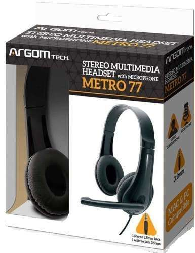 Auricular Argom Tech Metro 77 - 0