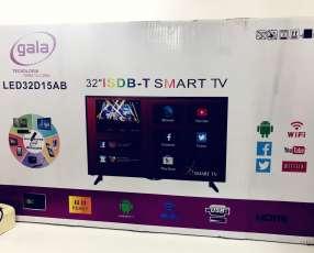 Smart tv gala de 32 pulgadas