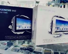 Tablet génesis sólo wifi exclusivo para niños + estuche de regalo