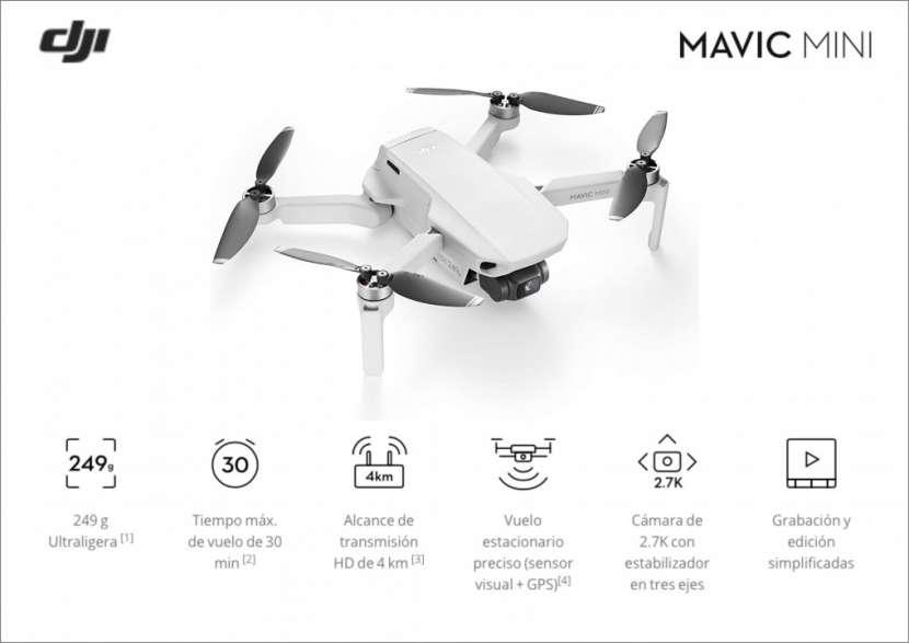 Drone DJI Mavic mini - 0