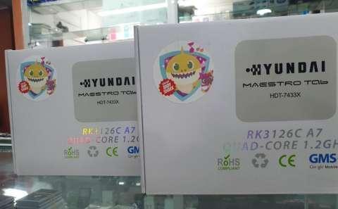 Tablet hyundai solo wifi + protector de regalo