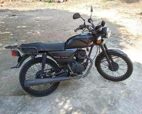 Moto Yamazuky 125 negro