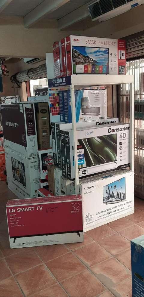 Tv LED Smart de 32