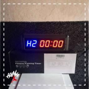 Timer programable con control tabata EMOM