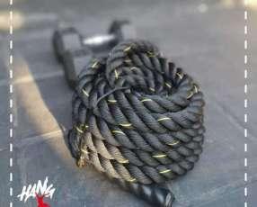 Battle Rope 9mts. Crossfit, Funcional.