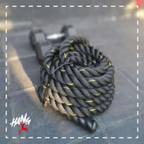 Battle Rope 10mts. Crossfit, Funcional.