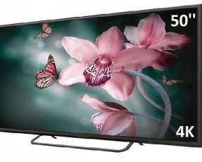 Televisor Aurora 50 pulgadas UHD 4K