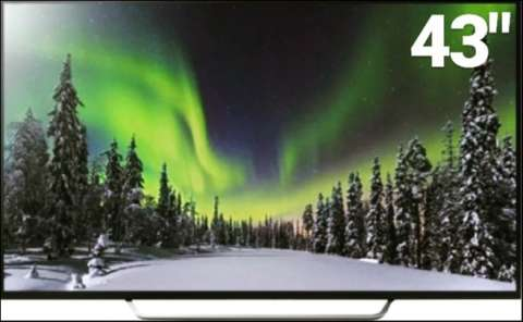 Tv Aurora 43 pulgadas 43F6 full HD smart