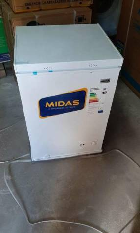 Congelador Midas 129 litros