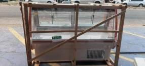 Vitrina exhibidor de carne Refrimate de 2 metros